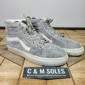Vans Sherpa SK8 Hi High Skate Shoes Sneakers Furry